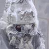 Maske 2 der graue Fritz