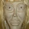 Maske 29 Kriegerin