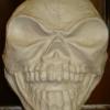 Maske 43 Schädel