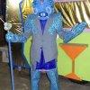 Maske 50 Bluebie
