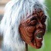 Maske 53 Eskimo-Frau