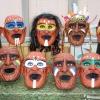 Objekte Indianer Stamm